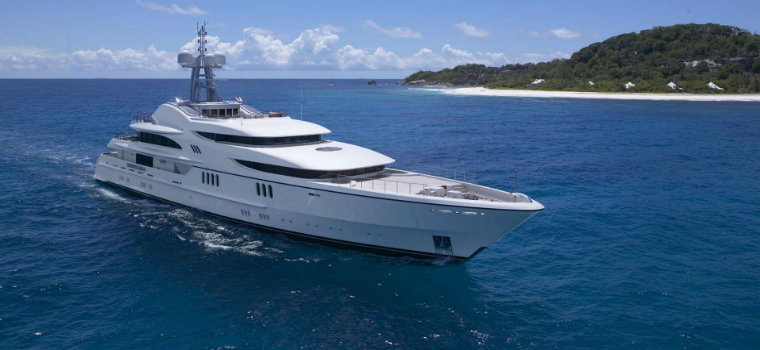biggest yachts These are the 5 biggest yachts built in 2018 Anna