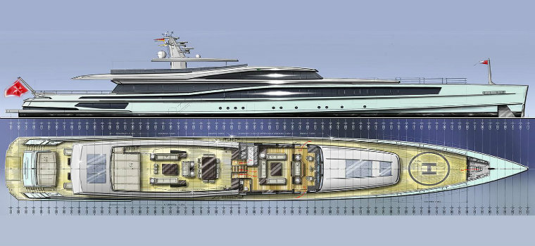 superyacht concepts Have a look at some of the latest superyacht concepts of 2019 Barracuda