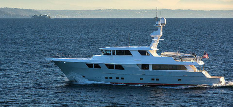 Meet Cazador yacht born from Nordlund 115 Expedition Cazador yacht Meet Cazador yacht born from Nordlund 115 Expedition CAZADOR1