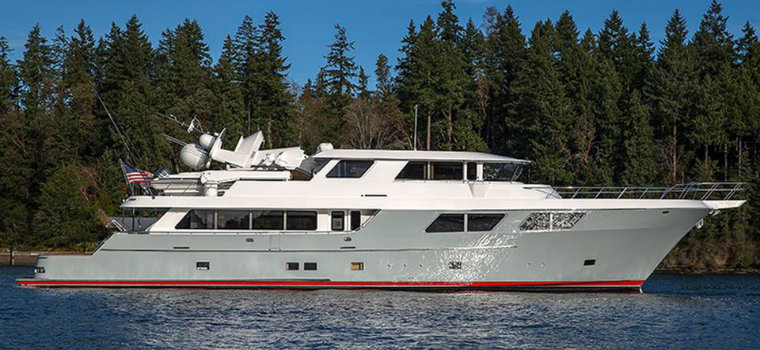 Meet Cazador yacht born from Nordlund 115 Expedition Cazador yacht Meet Cazador yacht born from Nordlund 115 Expedition Cazador3