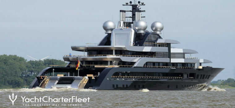 These are the 5 biggest yachts built in 2018 biggest yachts These are the 5 biggest yachts built in 2018 Crescent