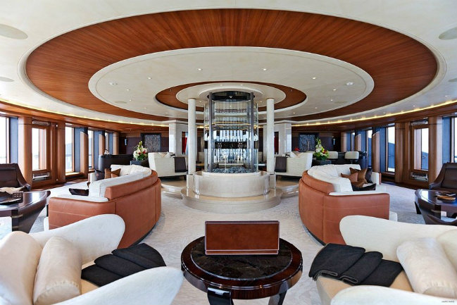 Inside some of the most expensive luxury yachts right now