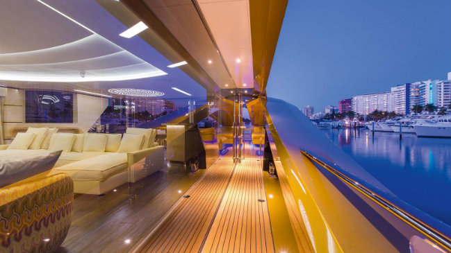 khalilah yacht Inside Khalilah yacht, the first all-carbon superyacht DESTAQUE 16