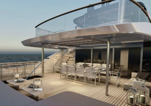 Keep an eye on these upcoming new yachts during this year