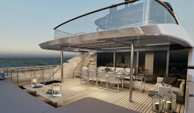 upcoming new yachts Keep an eye on these upcoming new yachts during this year DESTAQUE 19
