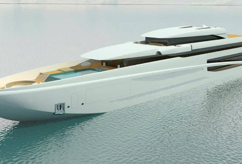 YXXI Yacht Design reveals new concept of Project #6
