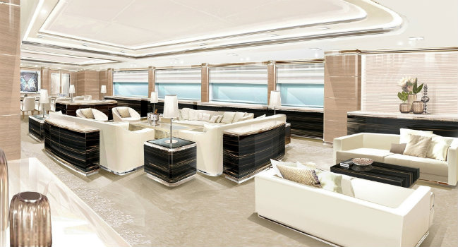 new superyachts The top 5 new Superyachts you can charter in 2019 DESTAQUE 5