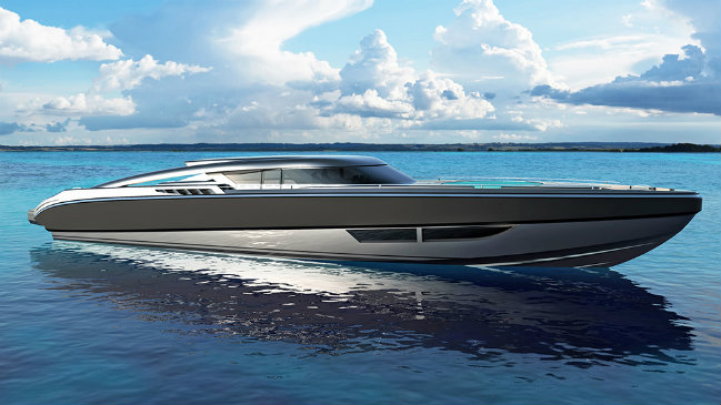 Have a look at Fiorentino and SACS' new 5000-HP luxury chase boat luxury chase boat Have a look at Fiorentino and SACS' new 5000-HP luxury chase boat DESTAQUE 8
