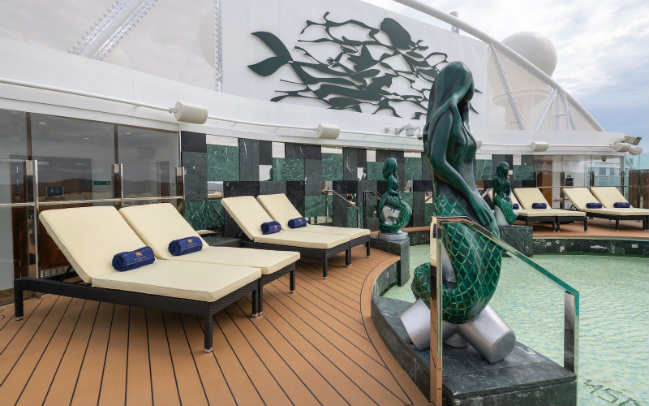 MSC Seaview MSC Seaview: inside one of the most talked ships of 2018 DESTAQUE