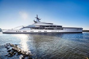 Know more about the $250 million superyacht Bravo Eugenia