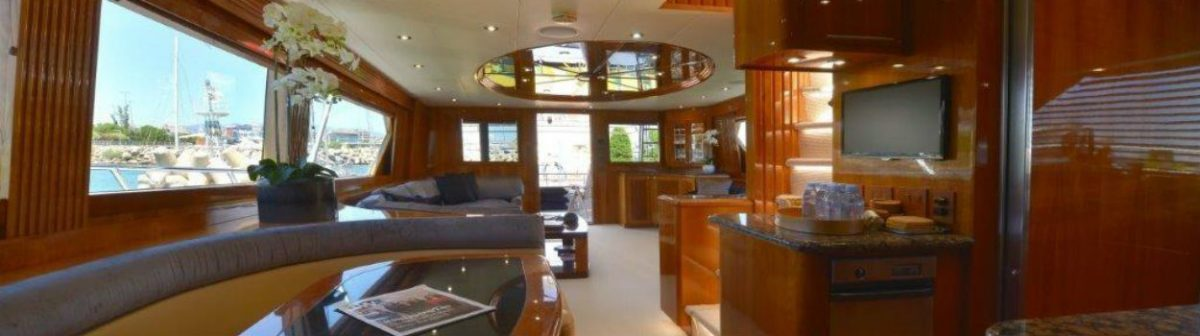 Wild Child yacht Currently for sale: have a look inside the Wild Child yacht FEATURE 5