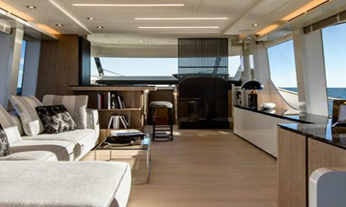 MCY 70 motor yacht: see this novelty from Monte Carlo Yachts