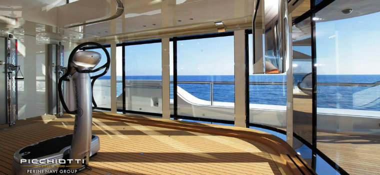 Top 7 best examples of luxury yacht GYMS luxury yacht GYMS Top 7 best examples of luxury yacht GYMS Grace E