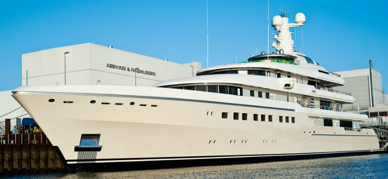 superyacht sales These are the top 7 highest superyacht sales of 2018 Grace