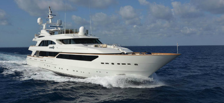 These are the top 7 highest superyacht sales of 2018 superyacht sales These are the top 7 highest superyacht sales of 2018 Honor