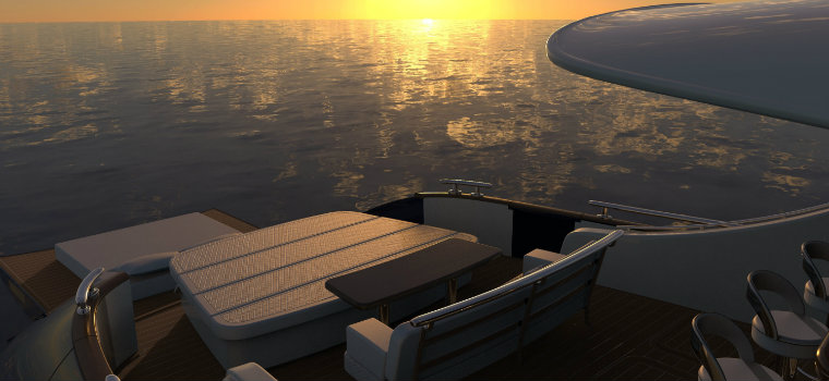 Zeelander Z72: a luxury yacht with a design inspired by Porsche luxury yacht Zeelander Z72: a luxury yacht with a design inspired by Porsche IMG1 3