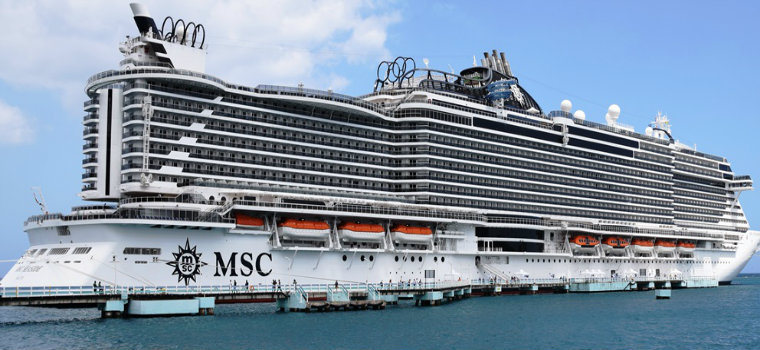 MSC Seaview: inside one of the most talked ships of 2018 MSC Seaview MSC Seaview: inside one of the most talked ships of 2018 IMG1