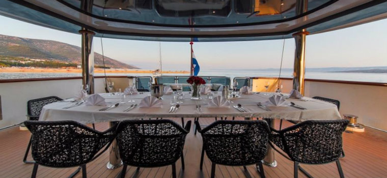 Aiaxaia yacht Have a look inside Aiaxaia yacht: a motorsailer currently for sale IMG4 2