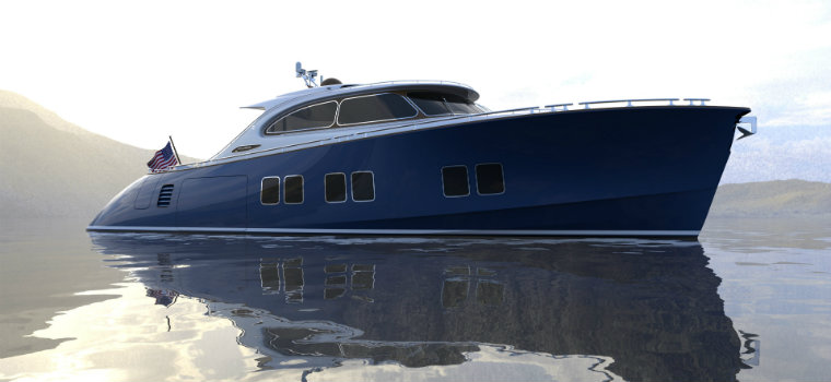 Zeelander Z72: a luxury yacht with a design inspired by Porsche luxury yacht Zeelander Z72: a luxury yacht with a design inspired by Porsche IMG4 3