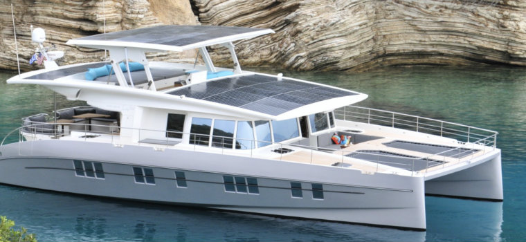 Silent Yachts' S55 is the first solar powered yacht in Asia Silent Yachts Silent Yachts' S55 is the first solar powered yacht in Asia IMG4 7