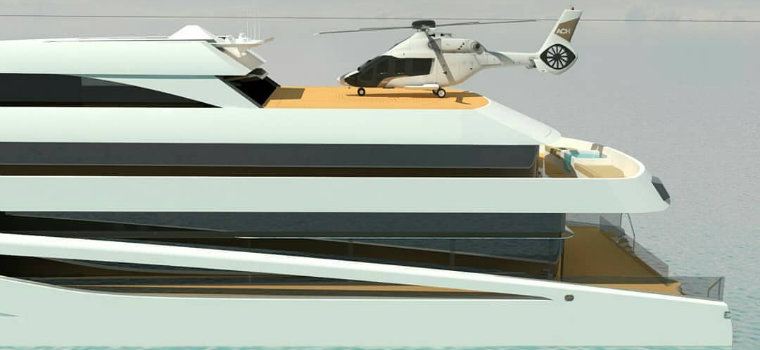 YXXI Yacht Design reveals new concept of Project #6 YXXI Yacht Design YXXI Yacht Design reveals new concept of Project #6 IMG5 1