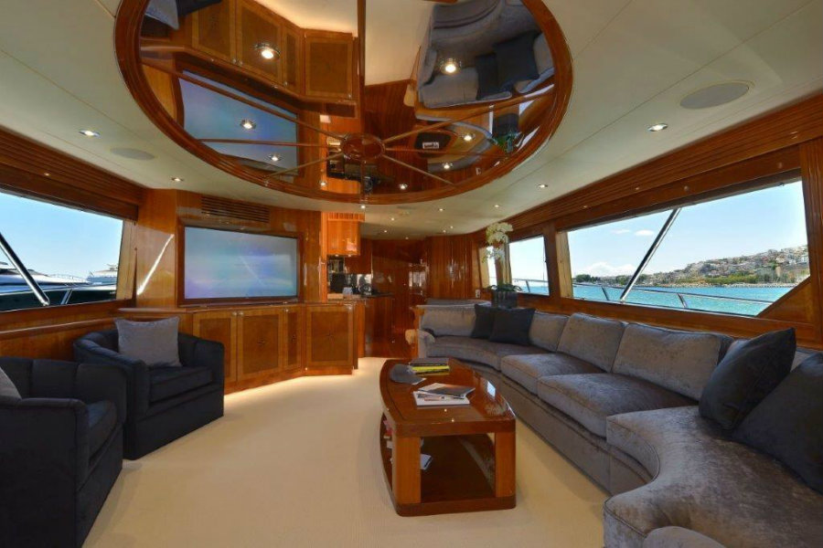 Wild Child yacht Currently for sale: have a look inside the Wild Child yacht Img1