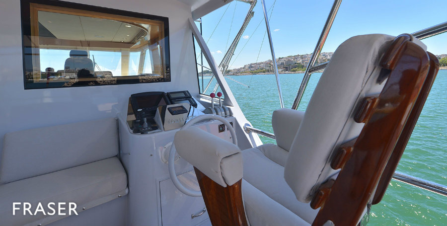 Currently for sale: have a look inside the Wild Child yacht Wild Child yacht Currently for sale: have a look inside the Wild Child yacht Img7