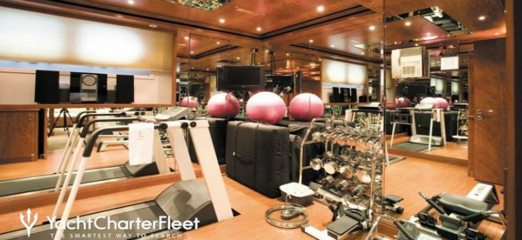 Top 7 best examples of luxury yacht GYMS luxury yacht GYMS Top 7 best examples of luxury yacht GYMS LAZY Z