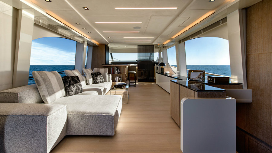 MCY 70 motor yacht: see this novelty from Monte Carlo Yachts Monte Carlo Yachts MCY 70 motor yacht: see this novelty from Monte Carlo Yachts MonteCarlo8