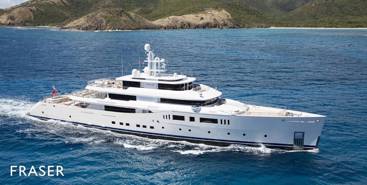 These are the top 7 highest superyacht sales of 2018 superyacht sales These are the top 7 highest superyacht sales of 2018 Nautilus