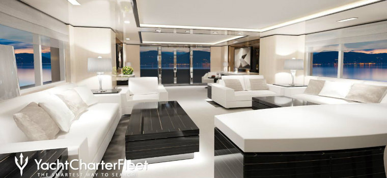 new superyachts The top 5 new Superyachts you can charter in 2019 OMATHILDE 6