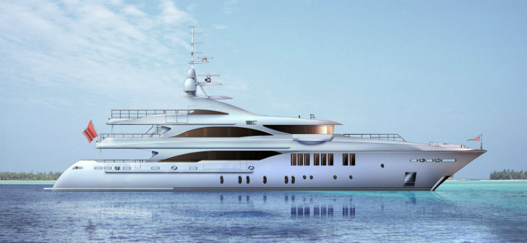 new superyachts The top 5 new Superyachts you can charter in 2019 OMAthilde