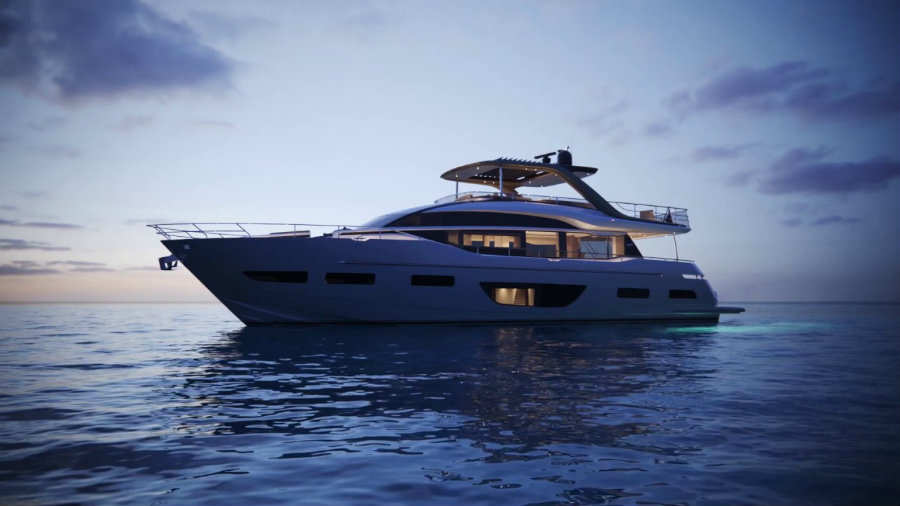 These are the top 5 new yachts introduced at Boot Düsseldorf 2019 Boot Düsseldorf 2019 These are the top 5 new yachts introduced at Boot Düsseldorf 2019 Princesse Y85