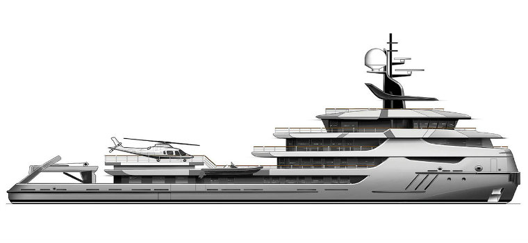 Keep an eye on these upcoming new yachts during this year upcoming new yachts Keep an eye on these upcoming new yachts during this year Project Ragnar