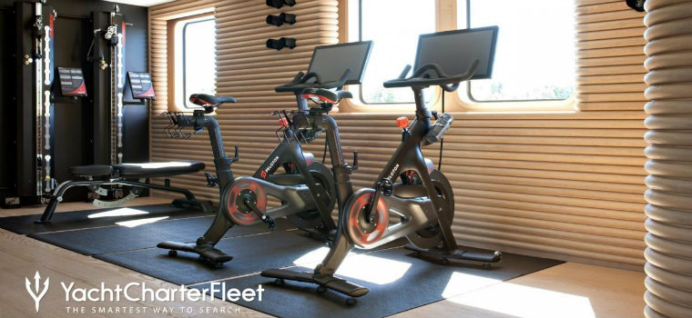 luxury yacht GYMS Top 7 best examples of luxury yacht GYMS RH3