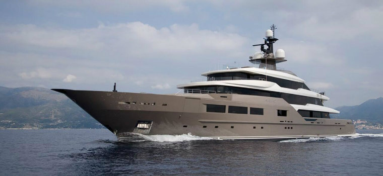 new superyachts The top 5 new Superyachts you can charter in 2019 Solo