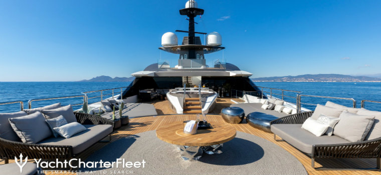 new superyachts The top 5 new Superyachts you can charter in 2019 Solo2