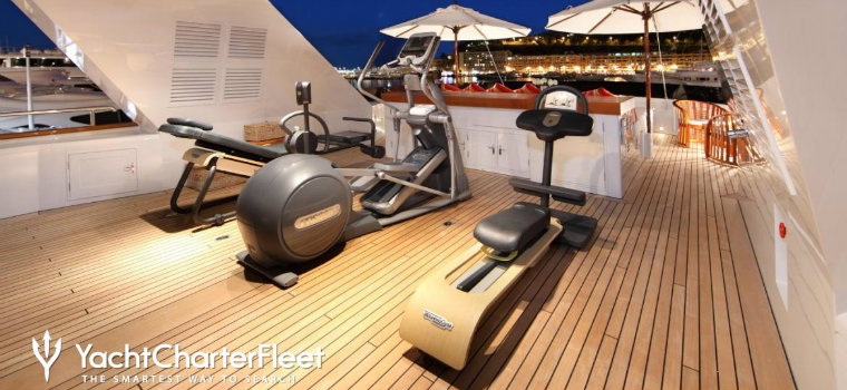Top 7 best examples of luxury yacht GYMS luxury yacht GYMS Top 7 best examples of luxury yacht GYMS TUGATSU