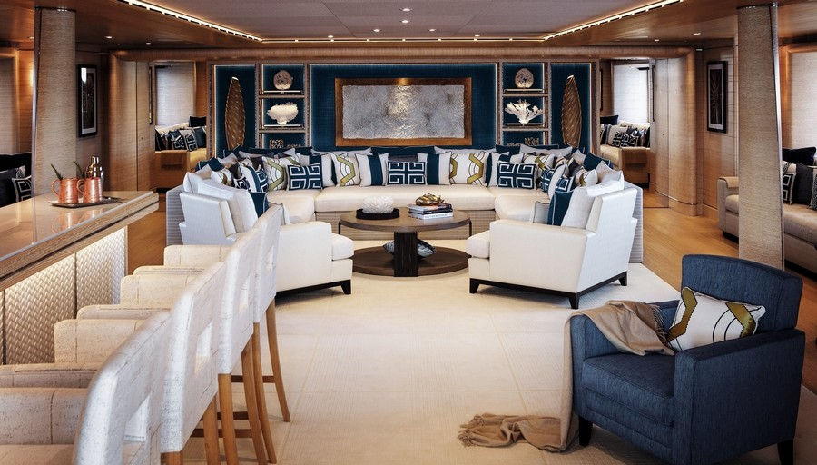 Cloud 9: meet CRN's second largest yacht cloud 9 Cloud 9: meet CRN's second largest yacht 2 2