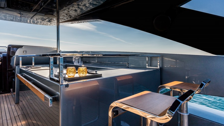 luxury yacht interiors See some inspiring interiors of Mix Metals in luxury yacht interiors 25938