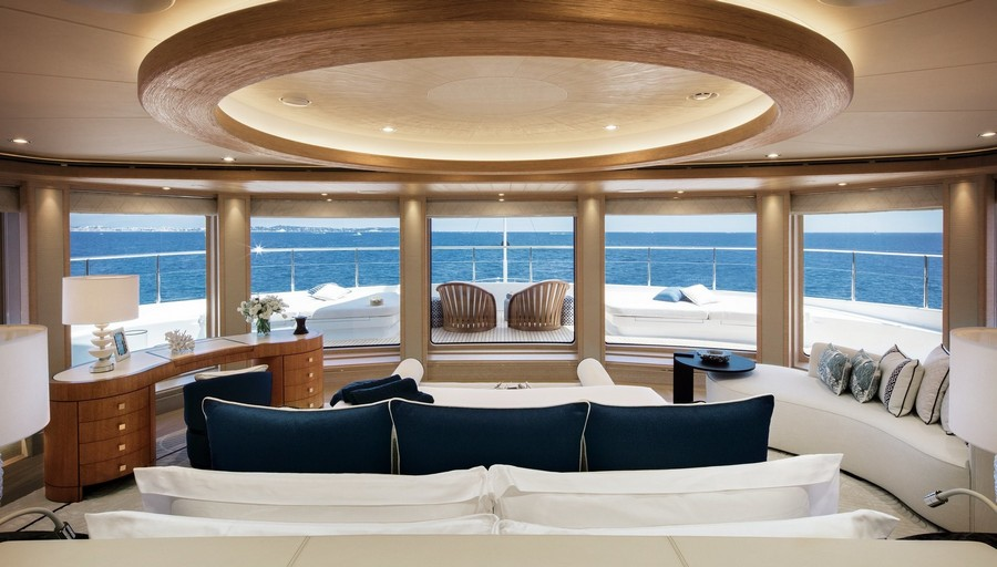 Cloud 9: meet CRN's second largest yacht cloud 9 Cloud 9: meet CRN's second largest yacht 3 2