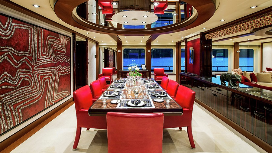 slipstream Slipstream: the perfect Superyacht Charter for Spring Break 4 3