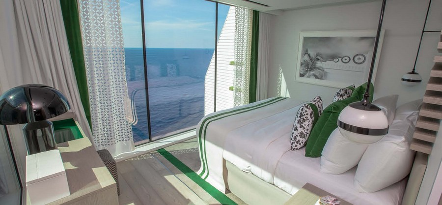 Check out new cruise ship Celebrity Edge by Kelly Hoppen Kelly Hoppen Check out new cruise ship Celebrity Edge by Kelly Hoppen APR CELEBRITY CRUISE X KELLY HOPPEN 4