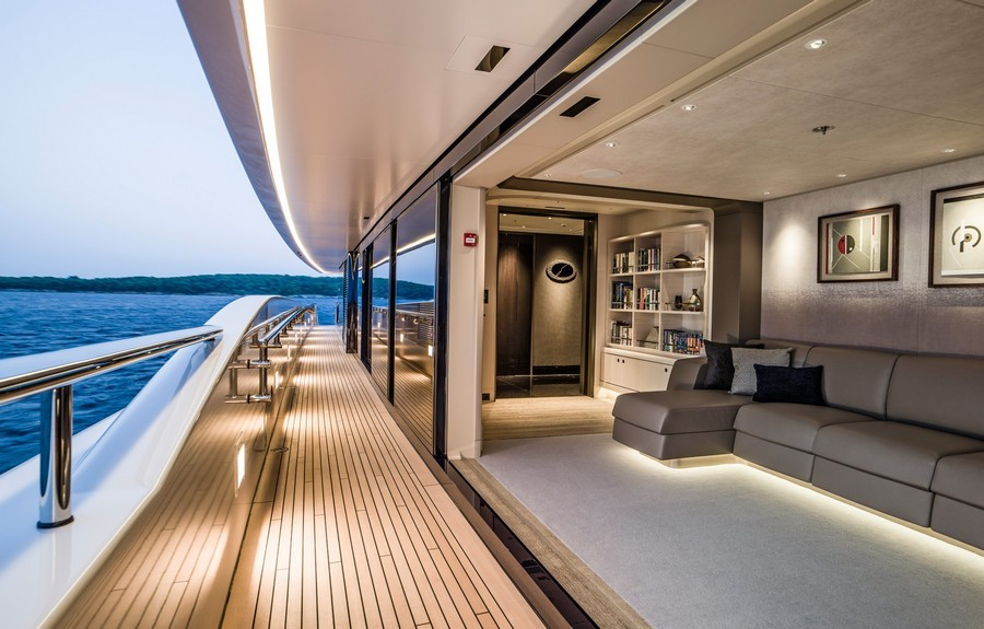 Boat International Design See the grand winners of Boat International Design & Innovation Awards AR 74m MY Elandess2018  14 3600x2300