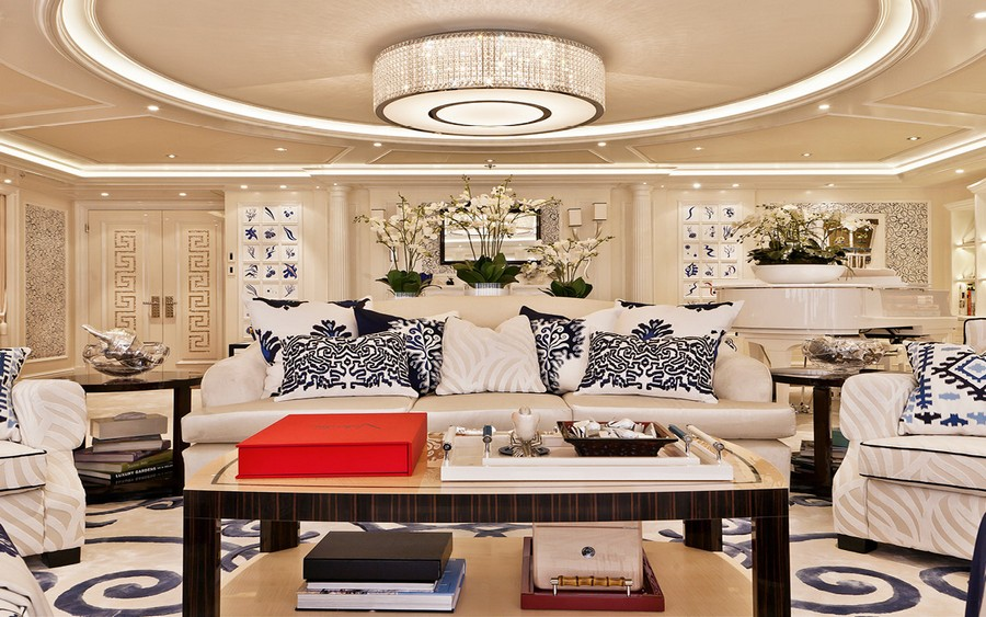 yacht interiors Have a look at 50 of the greatest yacht interiors – Part 2 Ace1