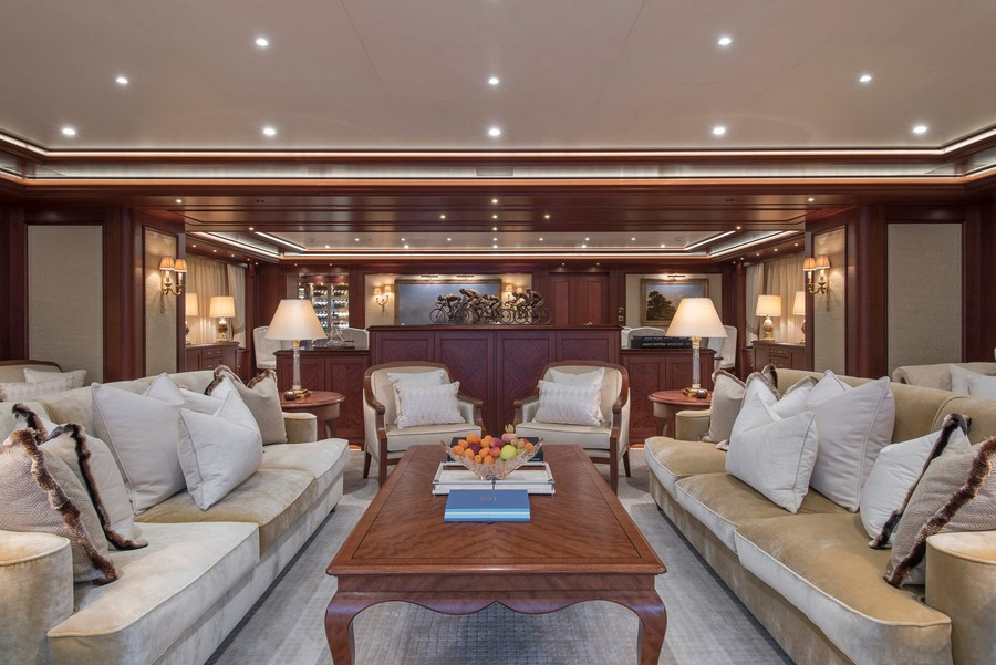 yacht interiors Have a look at 50 of the greatest yacht interiors – Part 2 Areti4