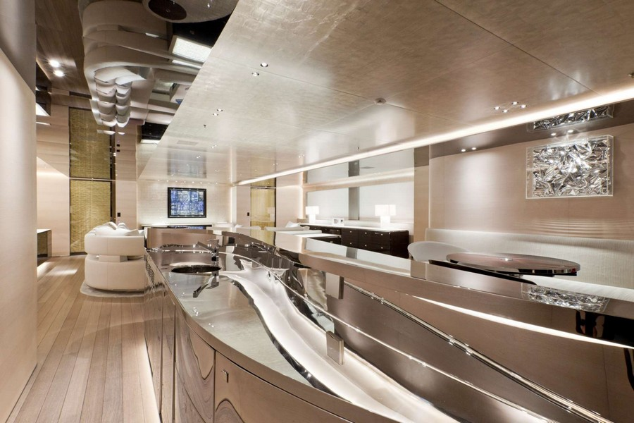 yacht interiors Top yacht designers: 5 luxury yacht interiors by Remi Tessier Aslec4 2
