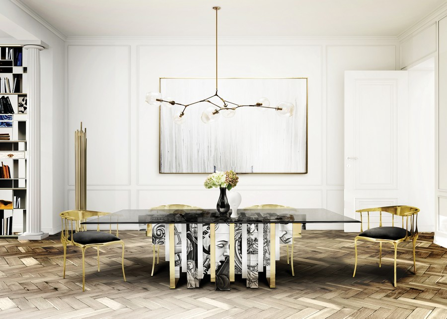 6 Amazing Dining tables used by Top interior Designers in yachts dining tables 6 Amazing Dining tables used by Top interior Designers in yachts BL Dining Room 2