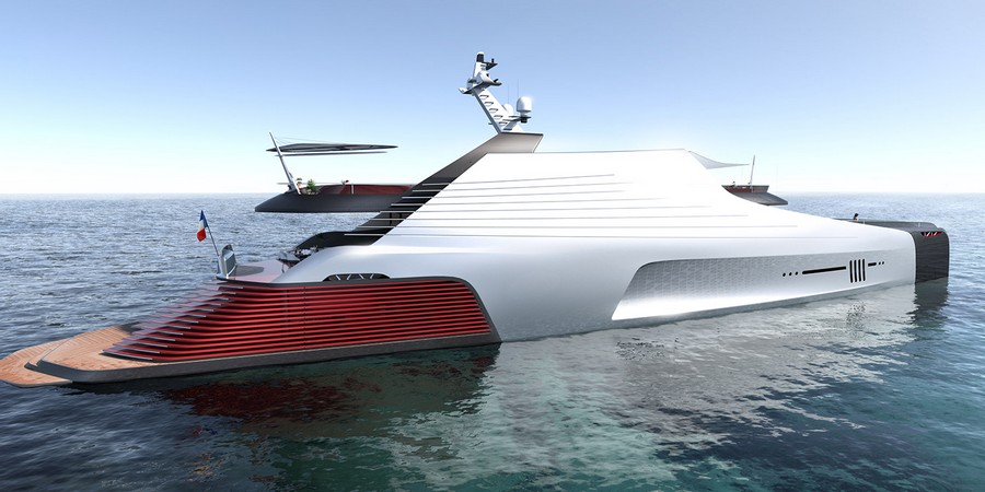 Some of 2019's most extravagant yacht concepts released so far yacht concepts Some of 2019's most extravagant yacht concepts released so far Carat1