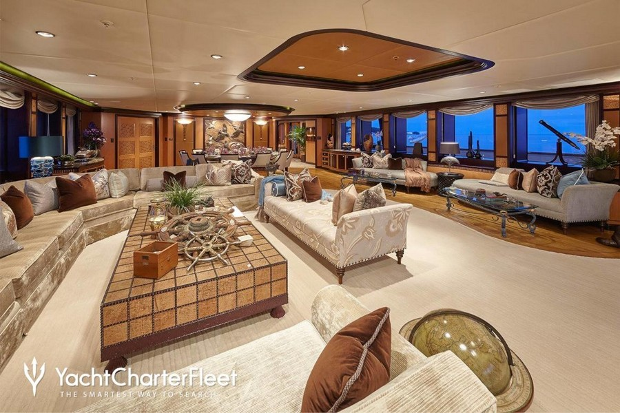 yacht interiors Have a look at 50 of the greatest yacht interiors – Part 3 Cocoa Bean2